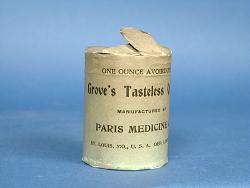 Grove's Tasteless Quinine