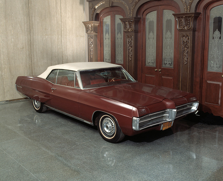 Pontiac Grand Prix convertible, 1967