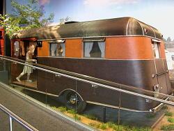 1934 Trav-L-Coach house trailer