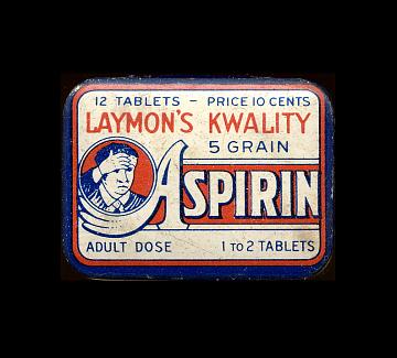 Laymon's Kwality Aspirin