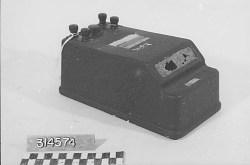 G.M. Laboratories model 2563-A voltmeter