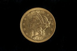 20 Dollars, United States, 1851