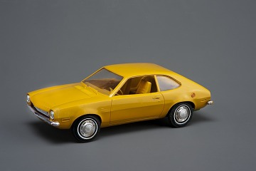 Byron Bloch's Ford Pinto model, 1970s