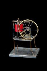 Ericsson Hot-Air Engine, Patent Model
