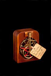 Corliss' Patent Model of a Steam Pump - 1876