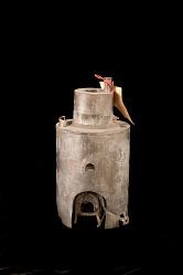 Fowler's Patent Model of a Furnace Steam Boiler - ca 1856