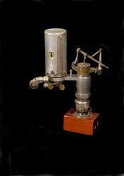 Schaeffer & Budenberg Steam Engine Indicator