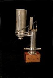 Tabor-Ashcroft Steam Engine Indicator