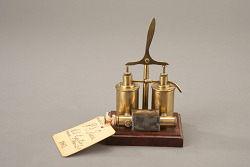 Pease's Patent Model of an Oil Ejector Pump – ca 1865