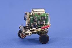 mini robot, prototype