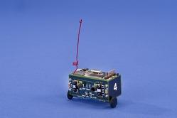 robot, plume-tracing