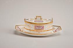 John Quincy Adams Butter Boat