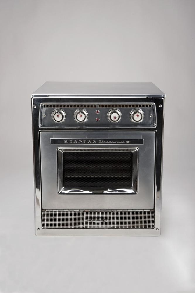 Tan Model Rl 1 Microwave Oven