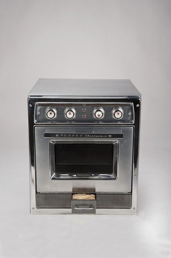 Tan Model Rl 1 Microwave Oven