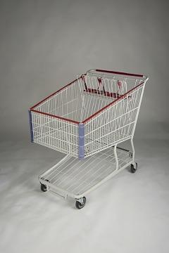 Large Capacity Shopping Cart