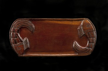 Teak Tray, about 1965