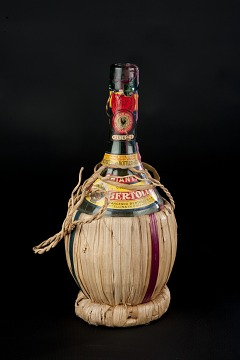 Bertolli Chianti Bottle