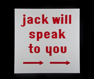 Jack-in-the-Box Drive Through Sign