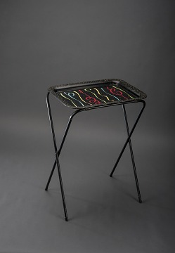 T.V. Tray Table and Stand