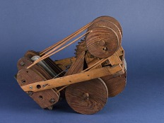 Patent Model for the Improvement in Picking Cotton