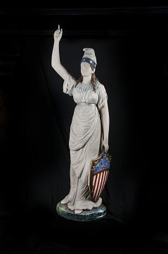Goddess of Liberty Figure