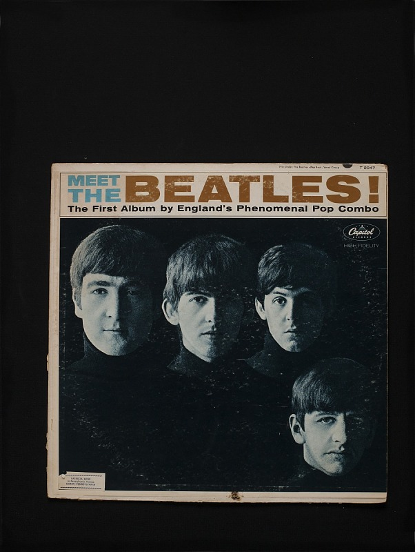 Image for Meet The Beatles!