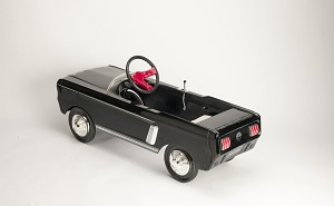 images for Ford Mustang Pedal Car-thumbnail 2