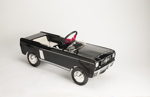 images for Ford Mustang Pedal Car-thumbnail 1