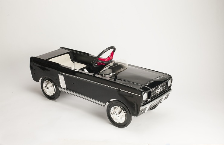 Ford Mustang Pedal Car, 1960s