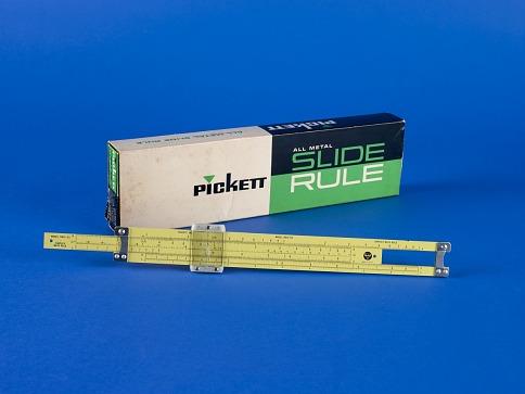 Pickett N901-ES Simplex Slide Rule