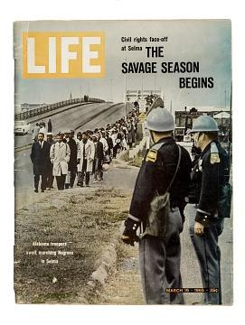 Life Magazine, March 19, 1965