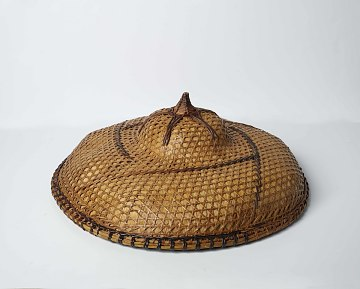 hat, chinese worker
