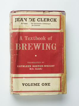 A Textbook of Brewing Volume One