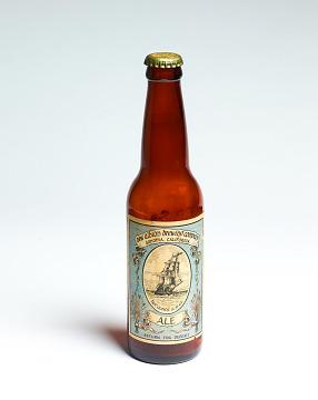 New Albion Brewing Company Ale