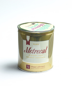 Metrecal, Dietary for Weight Control, Plain