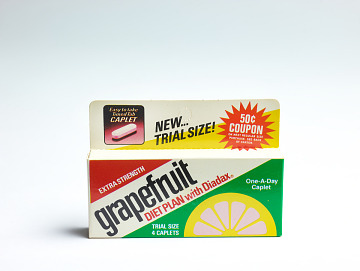 Grapefruit Diet Plan with Diadax, Trial Size, Extra Strength