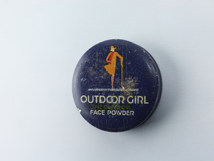 Outdoor Girl Olive Oil Face Powder, Lido