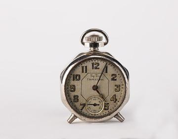 New Haven Tip Top Traveler Alarm Clock