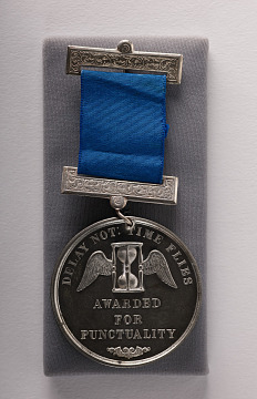 Medal for Punctuality