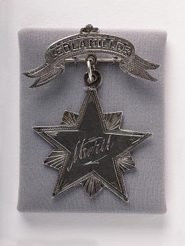 Leola Miller Merit Medal
