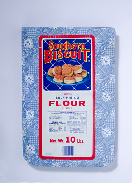 Southern Biscuit Enriched Self Rising Flour sack