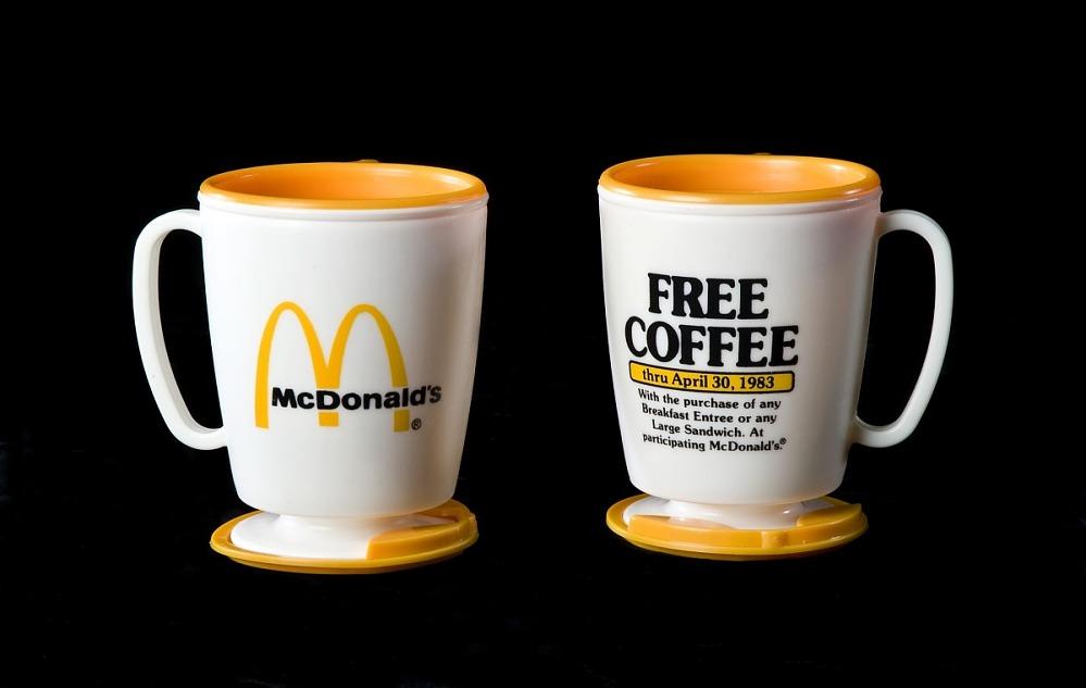 Mcdonald S Coffee Travel Mug National