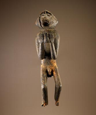 Figure of a monkey