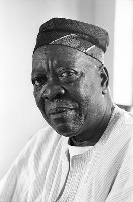 Sir Adesoji Aderemi, Oni of Ife, Ife, Nigeria, [negative]