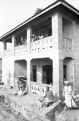 House of Latifu Awoyale, Ibadan, Nigeria, [negative]
