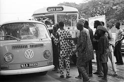Public transportation, Ibadan, Nigeria, [negative]