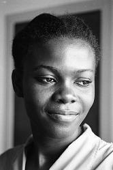 Woman, Ghana, [negative]