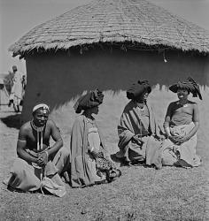 Transkei Man and Women