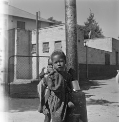 Young Girl, Johannesburg