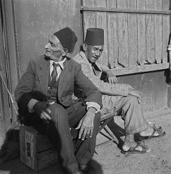 Muslim Men, Bo Kaap
